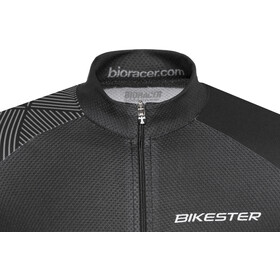 Bikester Advanced Race Fietsshirt korte mouwen Heren zwart